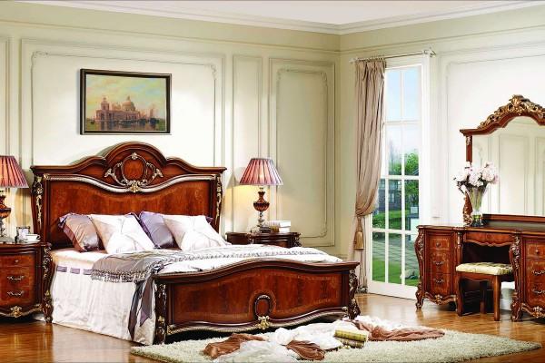 Классические спальни
